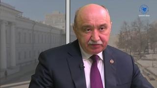 Прямая связь с ректором КФУ Ильшатом Гафуровым