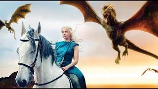 Daenerys Targaryen - Hero