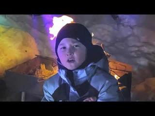 Даня Милохин & Артур Бабич - Четко (Пародия клипа от Дмитрия Оглезнева, 9 лет)