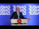 Cumhurbaşkanı TÜSİAD Yüksek İstişare Konseyi Toplantısında konuştu