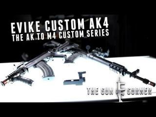EvikeTV [The Gun Corner] - Evike Custom AK4 and AK M4 Key Adapter
