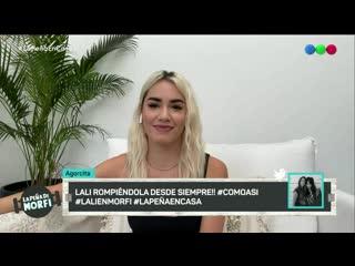 Lali en vivo en La Peña - La Peña 2020