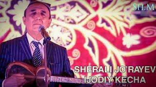 Sherali Jo'rayev Ijodiy kecha JONLI IJRO konsert dasturi Шерали Жураев Ижодий кеча