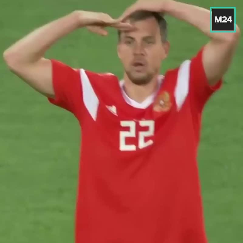 Артём Дзюба подарил школьнику футболку — Москва 24