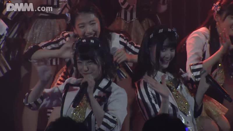 NMB48 Team BII Nagiichi @ 190618 NMB48 Stage BII5