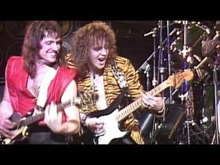 Yngwie Malmsteen & Graham Bonnet & Alcatrazz - Something Else (Live 1984) ᴴᴰ