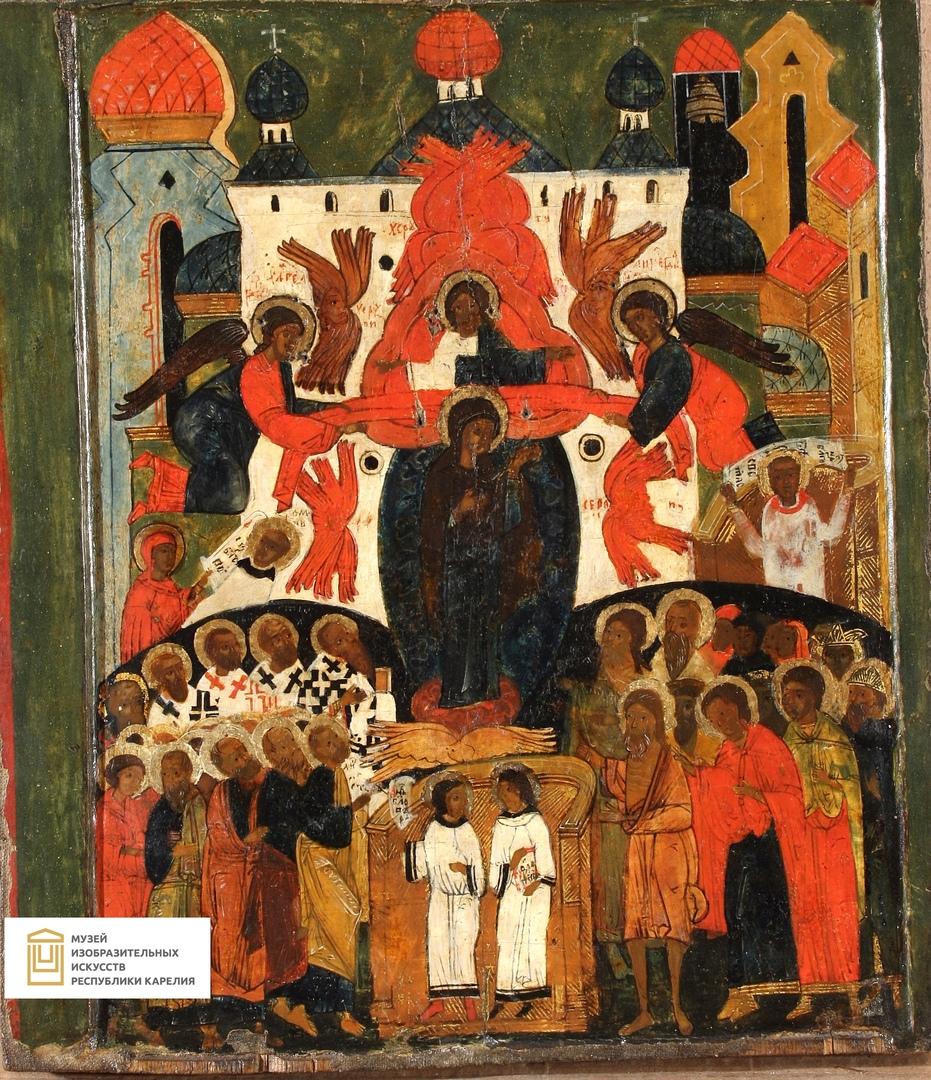 Покров Пресвятой Богородицы, изображение №3