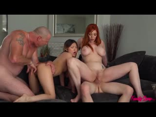 Lauren Phillips and Lulu Chu - You Cant Fight Naked - Porno, All Sex, Hardcore
