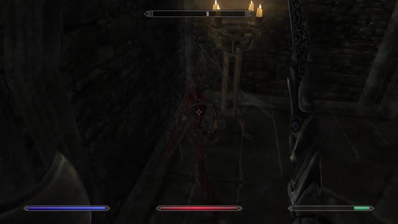 Максим Беззаботный TES 5 Skyrim Прохождение Пятые Врата The Fifth Gate 2 Чертовы гаргульи