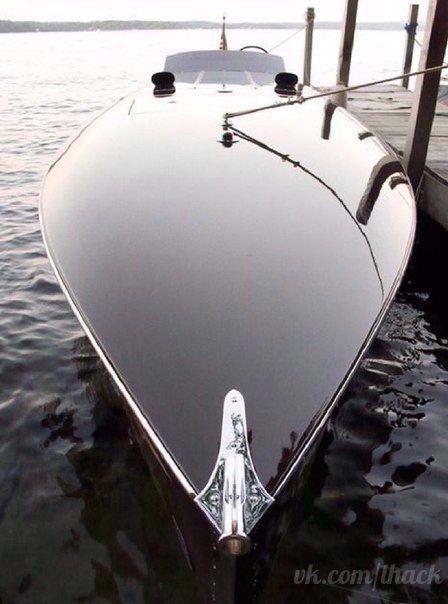 Яхта BugattiХотели бы такую?