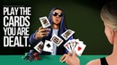 Play The Cards You Are Dealt - LIVE NOW! Motivational Speech