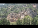 Ликийские гробницы на реке Дальян