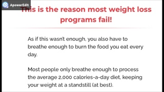 Weight Loss Breeze Review - Does It Really Work?