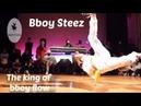 Bboy Steez (Flooriorz) 2018-2020. The king of real bboy flow