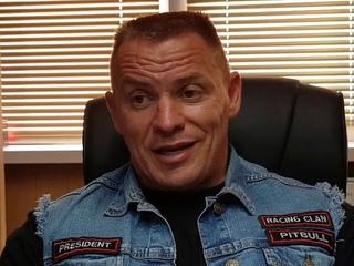 Байкер Дмитрий Степаненко(Питбуль) о жестком задержании байкеров сотрудниками ГАИ и их избиении