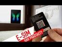 Как работает Esim в России и на Galaxy Fold в частности