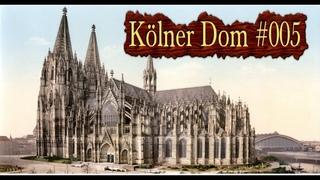 Minecraft Wir bauen den Kölner Dom #005 *[HD] In der Mitte ein grosses Fenster