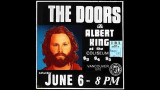 The Doors Live In Vancouver 1970 June 6, 1970 at Pacific Coliseum, Vancouver BC, Canada