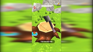 Cutting Tree level 24-26