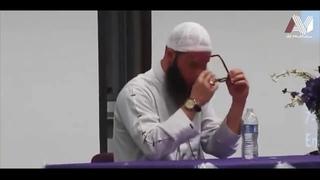 Случай произошедший в аэропорту с Мусульманином -  Юша Эванс