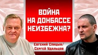 Евгений Спицын/Сергей Удальцов: Война на Донбассе неизбежна?