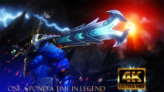 ONE A POND A TIME IN LEGEND : Dota 2 Short Film Contest 2021