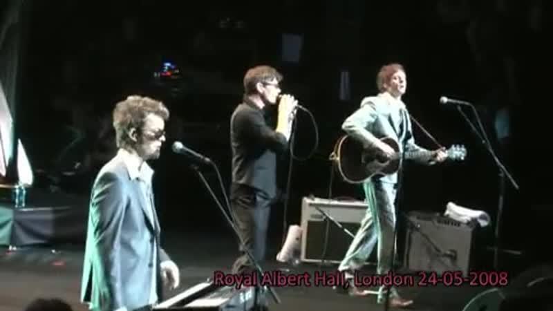 A ha Shadowside Royal Albert Hall London 24 05 2008