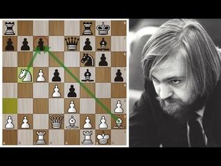 Артур Юсупов проводит образцовую АТАКУ в Лондонской системе!Шахматы.