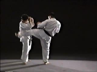 Сильнейшее каратэ киокушин.хироки куросава the strongest karate kurosawa