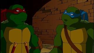Черепашки Ниндзя 2 сезон 14 серия / Teenage Mutant Ninja Turtles (2003) Flarrow Films (Русская озвучка)