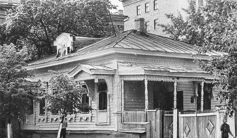 Деревянные здания старой Вятки. 7 утраченных шедевров архитектуры., изображение №30