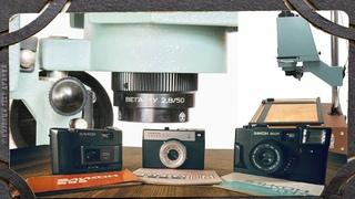Что такое Смена 8м и фотолаборатория. Видеоэкскурсия музей Фаэтон. Часть 2.