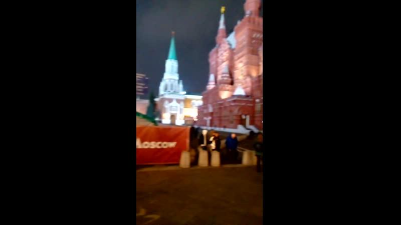 Москва.Красная площадь.2019
