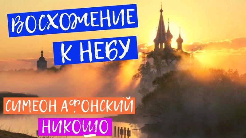 Старец Симеон Афонский: Восхождение к Небу или Книга Написанная Скорбью. NikOsho