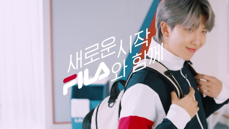 200120 New beginning, with FILA~ (RM ver.) @ FILA Ready to School