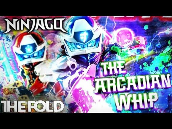 Ninjago™ Season 12 The Arcadian Whip Lyric Music Video by The Fold HD ©Samfire