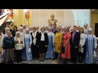 В Сестрорецком колледже отметили день рождения Сергея Мосина