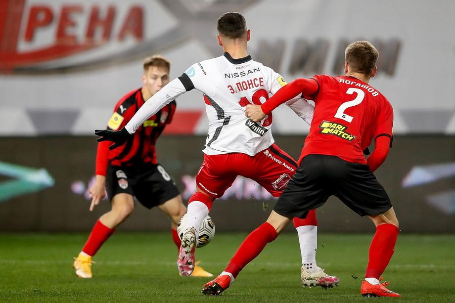 «Спартак» перевернул матч с «Химками» после выдуманного пенальти? Разбор Игоря Федотова