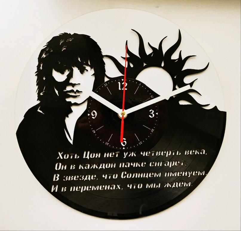 Эволюция изготовления часов и других изделий из виниловых пластинок, изображение №30