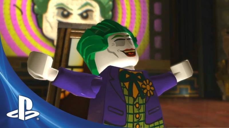 Lego Batman 2 Launch Trailer