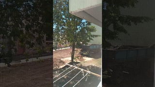 ЖКХ г.Агидель так занимается ремонтом крыши без соблюдения техники безопасности(3)