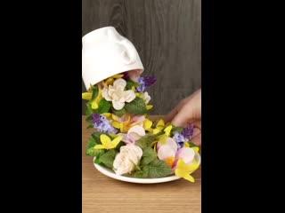 Цветочный топиарий своими руками