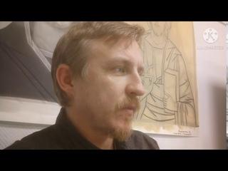 """Ответ на вопрос о высокой стоимости икон. Январь 2021 г. Москва. мастерская: """"Серафимъ""""."""
