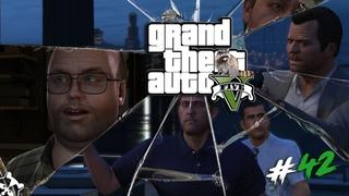 Grand Theft Auto V◥◣ ◢◤Семейно-Федеральные Разборки #42