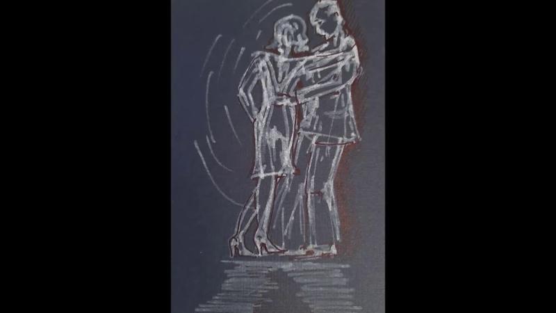 Виртуальная выставка Светланы Ивановой Живопись в ритме танго Библиотека №11
