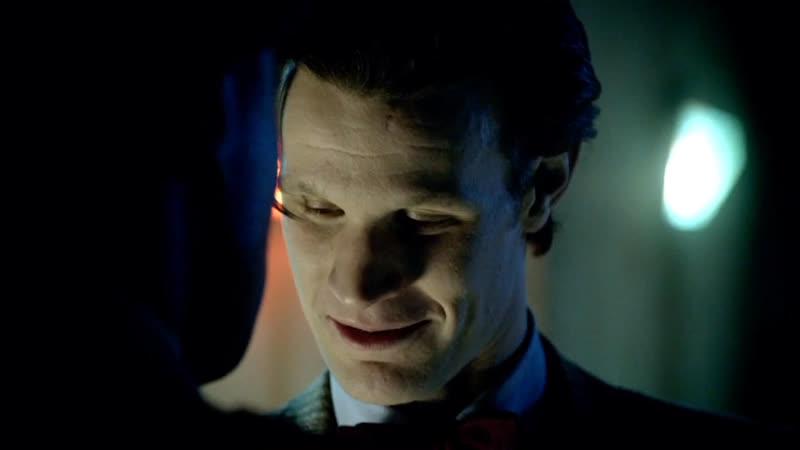 Полковник беглец Гнев 11 доктора Доктор кто 6 сезон 7 серия