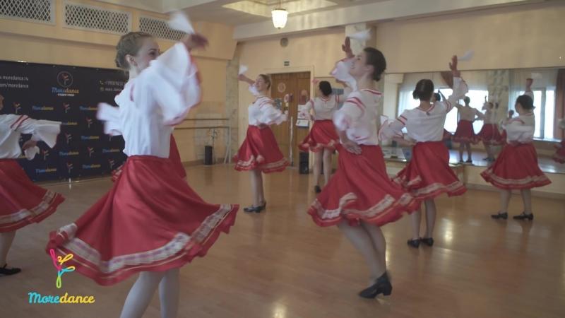 Казачий танец. Отчетный концерт 02.06.2018