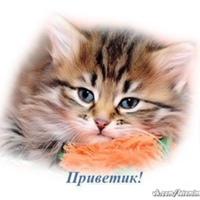 Фотография страницы Танюшки Бойбутаевой ВКонтакте