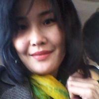 Личная фотография Анджилины Абдировой