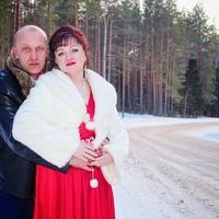 Фотография страницы Ирины Градовой ВКонтакте
